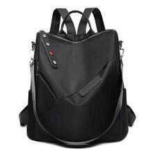 Women Backpack Waterproof Nylon School Bags For Teenagers Backpack Female Shoulder Bag Small Travel Bags Girl Backpack Mochilas