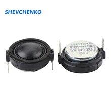 SHEVCHENKO 1.25 inch 30mm Tweeter Speaker 6ohm 20W Neodymium Dome Silk Film Treble Loudspeaker For Car Tweeter Audio DIY 2pcs