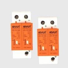 Parafoudre dispositif de Protection contre les surtensions, 500V 800V 1000V 2 P 20 ~ 40KA, basse tension, maison 2 pôles