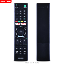 Led lcd TV Remote control use for Sony TV for RMT-TX300E KDL-40WE663 KDL-40WE665 KDL-43WE754 KDL-43WE755 KDL-49WE660 KDL-49WE663 new remote control rm gd004w for sony lcd tv bravia hdtv kdl 37s4000 kdl 32s4000 kdl 20s4000 kdl 26s4000