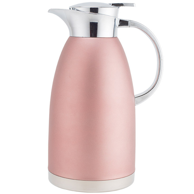 2.3L Large Capacity Double Wall 304 Stainless Steel Hot Water In Sulation Pot Kettle
