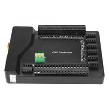 CNC Controller board 3/4/6 Axis Mach3 USB CNC Stepper Motor Controller Card Smooth Motion USB  Board cnc mach3 parallel lpt port to usb converter adapter 6 axis controller