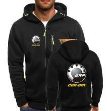 2018 BRP Can-am Mens Hoodies Mercedes F1 Mannen Hoodies Suzuki Casual Winter jas Mannen hoodie(China)