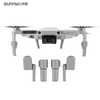 Sunnylife podnoszenie podwozia Mini2 DJI Drone składane nogi podporowa stabilizatory Protector dla Mavic Mini Mini 2 akcesoria tanie i dobre opinie LINGHUANG CN (pochodzenie) MM-LG541 7 6*7 2*2 2cm for DJI Mavic MINI MINI 2