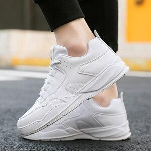 Image 3 - Sapatos casuais para homens sapatos casuais para caminhada sapatos masculinos confortáveis tênis de marca ao ar livre sapatos de lazer zapatillas hombre