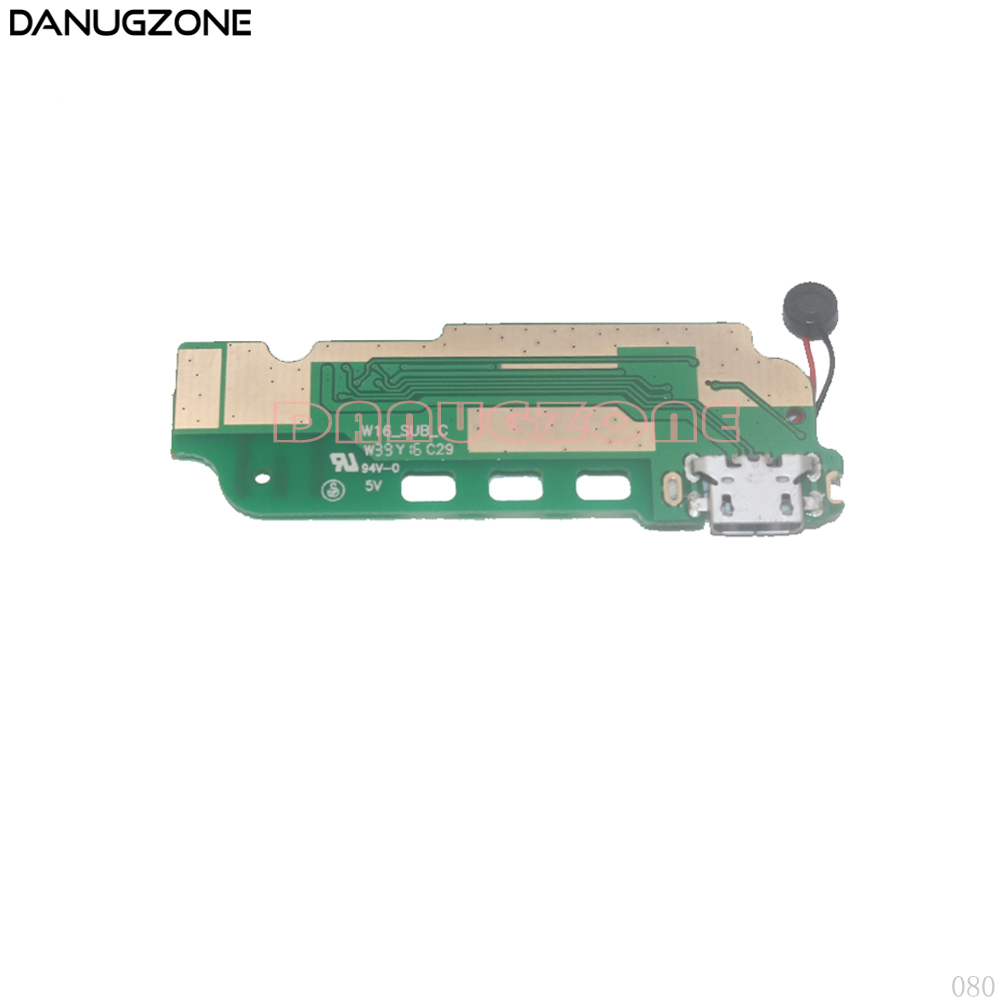 USB Charging Dock Port Plug Socket Jack Connector Charge Board Flex Cable For ZTE Blade L5