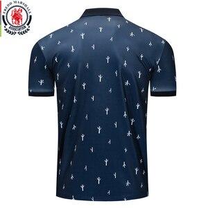 Image 2 - Fredd Marshall 2019 Nieuwe Cactus Gedrukt Polo Shirt Mannen Korte Mouw Casual Volledige Printing Polo Mannelijke Tops Tees 049