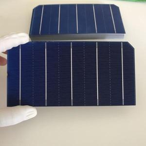 Image 5 - ALLMEJORES kits de paneles solares de 12V y 100W, células solares monocristalinas, 40 unidades/lote, con suficiente cable de tabulación y Barra colectora + pluma fundente