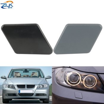 ZUK Headlight Headlamp Cleaning Washer Nozzle Cover Cap For BMW 3 Series E90 E91 320i 325i 330i 328i 2004 2005 2006 2007 2008 image