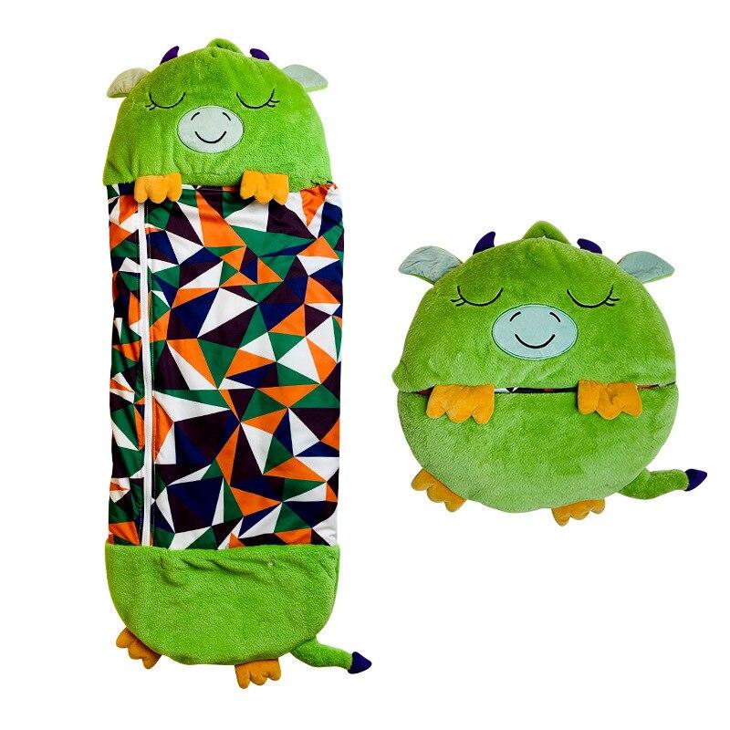 Manta de cojín multifuncional para niños, saco de dormir cálido para niños, plegable, de nuevo estilo, regalo para niños