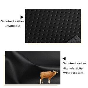 Image 2 - Manevra siyah hakiki deri direksiyon kapakları Suzuki Grand Vitara 2007 2013 için