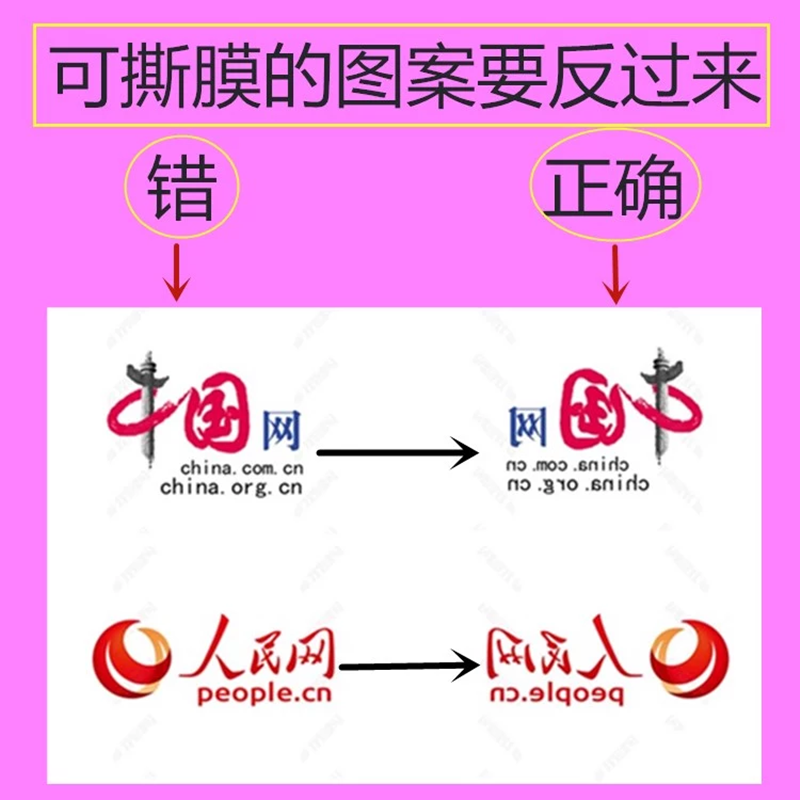 Water Transfer Printing Decals (2)