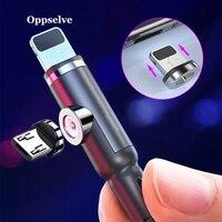 Cavo Micro USB magnetico per iPhone cavo dati Samsung a ricarica rapida cavo magnetico caricabatterie USB tipo C 2m 1m cavo per telefono cellulare Cabo
