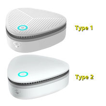 Portable Ozone Generator Home Air Purifier Ozon Car Mini Disinfect Machine for Refrigerator/ Toilet/ Pet/Kitchen