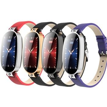 B79 Smart Band Smart Bracelet Measurement Of Pressure and Pulse Health Wristband Color Screen Smart Watch Men Fitness Tracker