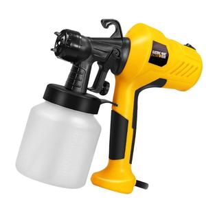 Image 5 - 220V 400W High Pressure Suction Type DIY Spray Paint Tool Airbrush Spray Gun Applicable to Furniture Machinery and DIY