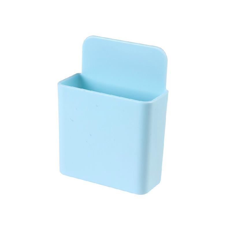 Коробка для хранения пульт дистанционного управления кондиционер чехол для хранения мобильный телефонный разъем Держатель подставка контейнер 1 шт. настенный смонтированный Органайзер - Цвет: 12 Small