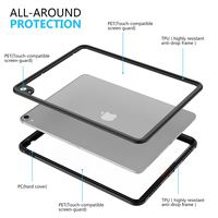 case ipad For iPad Pro 12.9 2018 Tablet Case IP68 Waterproof Shockproof 360 Degree Protective Cover For iPad Pro 12.9 2018 Case Underwater (2)
