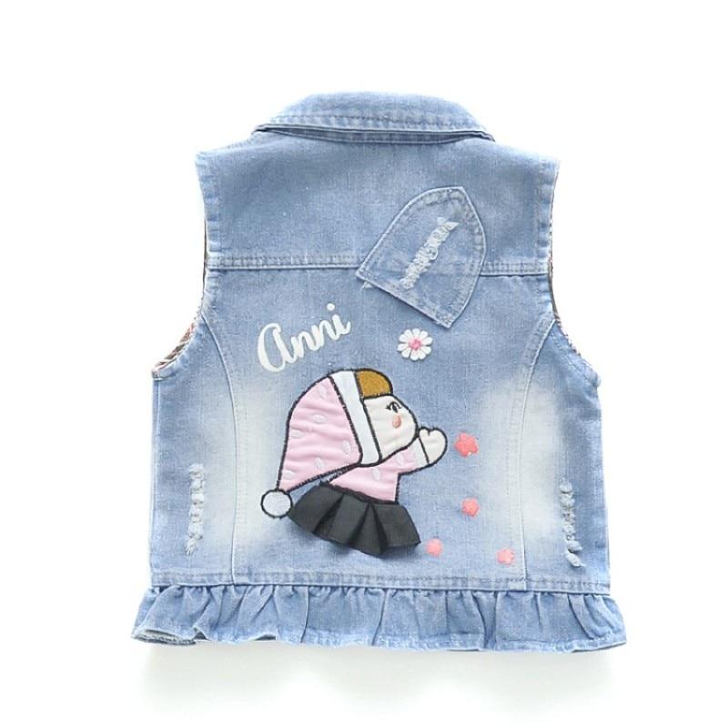 bebe Girls Toddler Denim Jacket