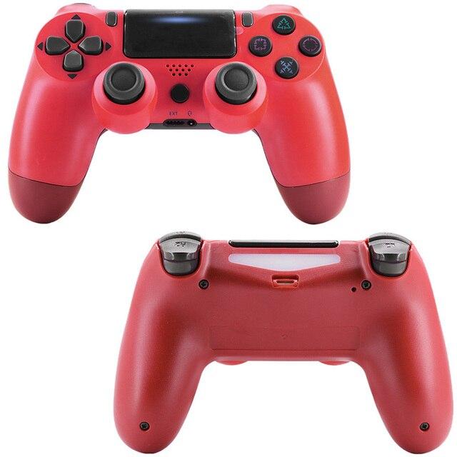 Wired Gamepad wireless Bluetooth controller Playstation Sony PS4 Controller Joystick Joypad for DualShock 4 Vibration Joystick 5
