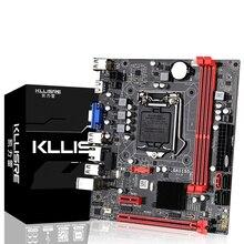 Kllisre B75 настольная материнская плата LGA1155 для i3 i5 i7 процессор поддержка ddr3 памяти