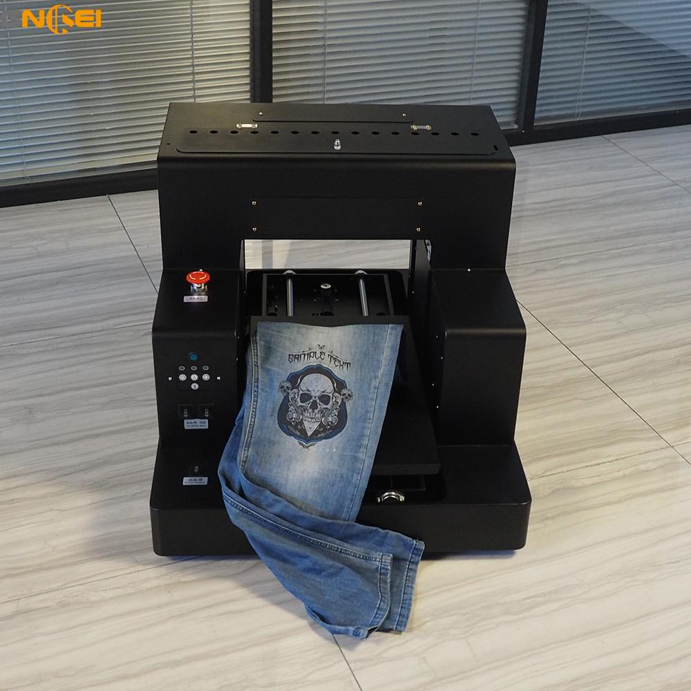 Fedex Shipping Included A3 T Shirt Printing Machine Dtg Printer Printing Machine For Textile Garment Tshirt Hoddie Jeans 1