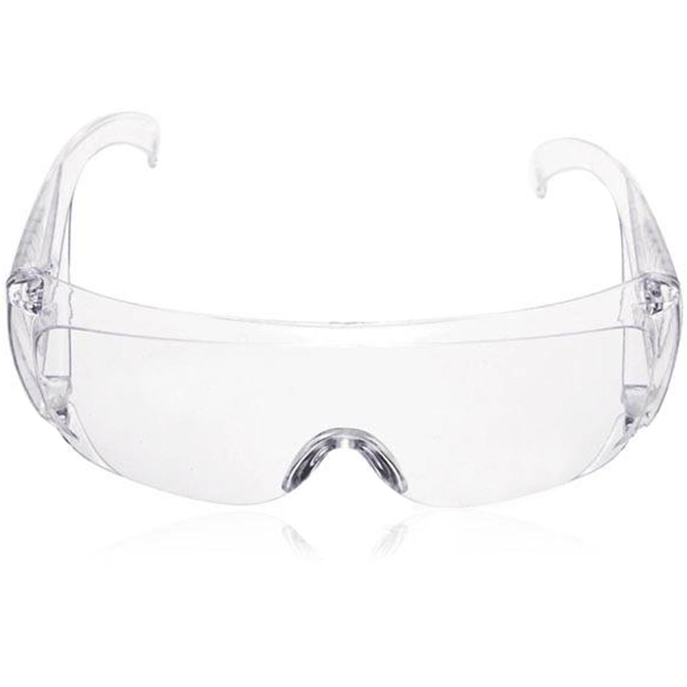 New Anti-Reflective Anti-Harmful Rays Transparents Safety Fitness Glasses Lab Sunglasses Dust Protective Eye Goggles
