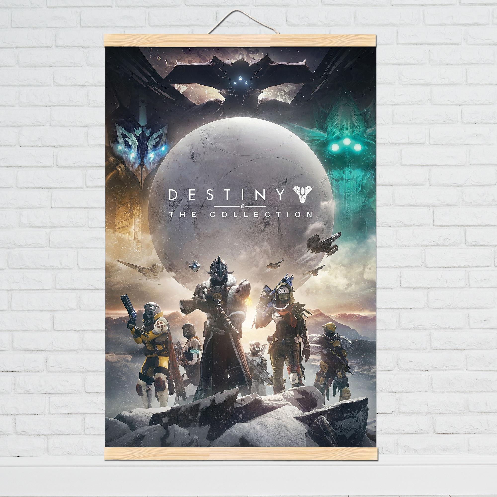 kunst the taken king destiny 2 new video game silk poster 13x24 24x43inch antiquitaten kunst nouvelan net