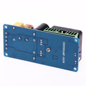 Image 4 - 500W płyta wzmacniacza IRS2092S mono kanałowy wzmacniacz cyfrowy klasy D HIFI wzmacniacz mocy pokładzie wzmacniacz cyfrowy