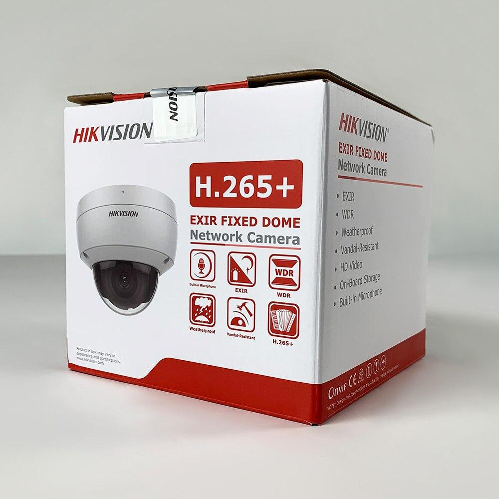 DS-2CD2143G0-IU Hik 4mp IR réseau CCTV caméra de sécurité POE avec Microphone intégré 2