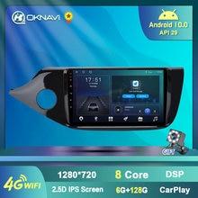 Радио автомобиля 1 din 2din для kia ceeed 2012 2015 2016 мультимедийный