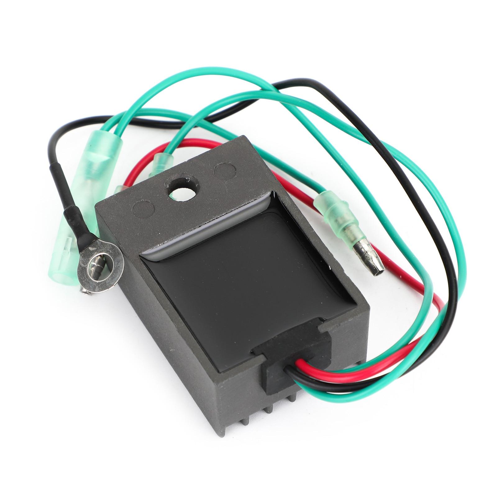 Areyourshop rectificador de voltagem, para yamaha outboard