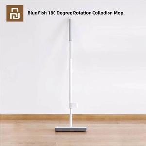 Image 1 - YouPin bleu poisson Lanxiaoyu 180 degrés Rotation Collodion support de vadrouille placer multi degrés en vadrouille maison intelligente