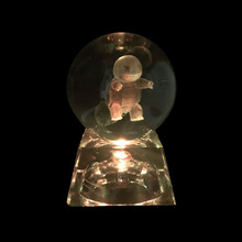 Pokemon Series  Moltres 3D Crystal Ball 5CM LED RGB Night Light Desktop Decoration Light  Christmas Light Pikachu Glass Ball