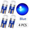 Blue 4PCS