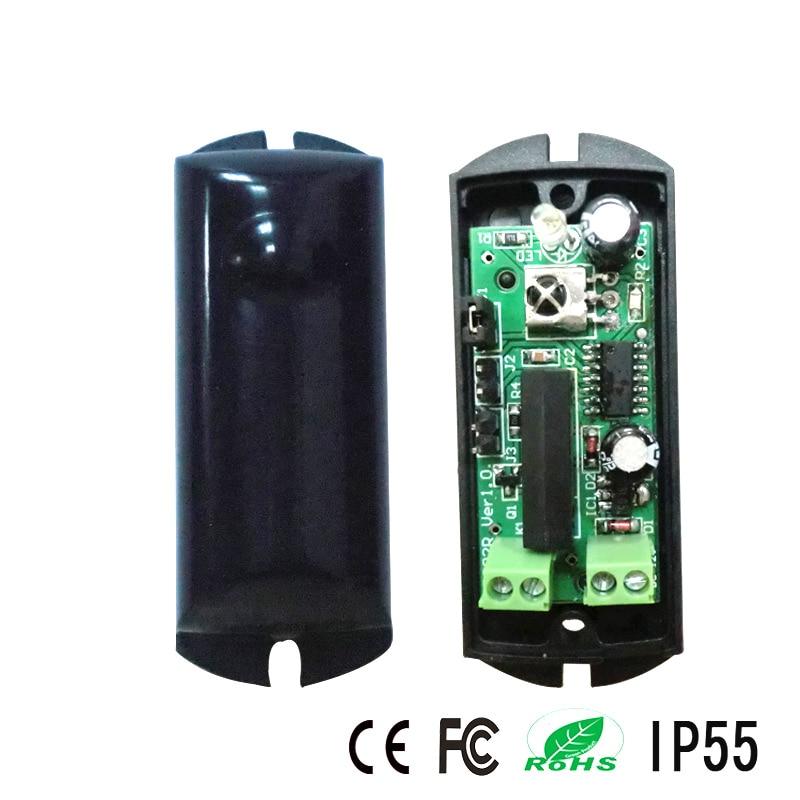 free shipping sliding swing gate Photocells Pair of external IR infrared photocells Safety Sensors