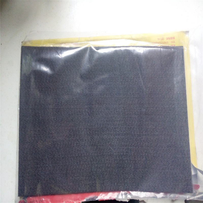 Flexible Graphite Sheet 200x300x3MM High Pure Soft Graphite Felt