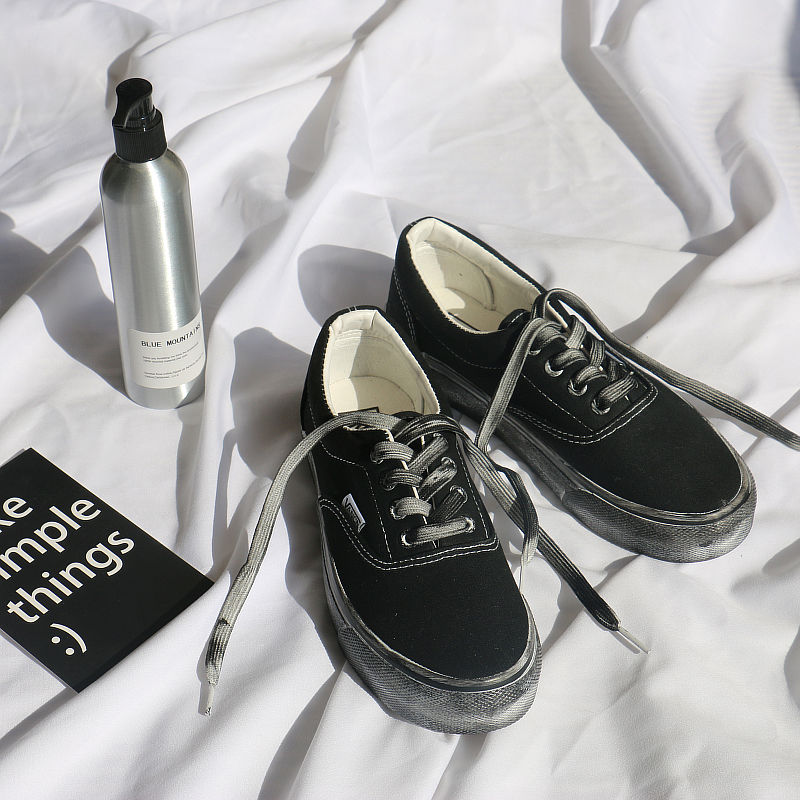 2020 Retro Canvas Shoes Women Men Casual Flats Trendy HIP-HOP Version Danner Fashion Spring/autumn Shoes Solid White Shoes 35-42