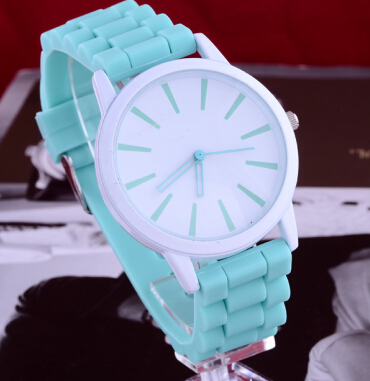 Silicone Band Children Watch Fashion Cute Simple Wrist Watch For Kids 2019 New Relogio Infantil Drop Shipping Children's Gift