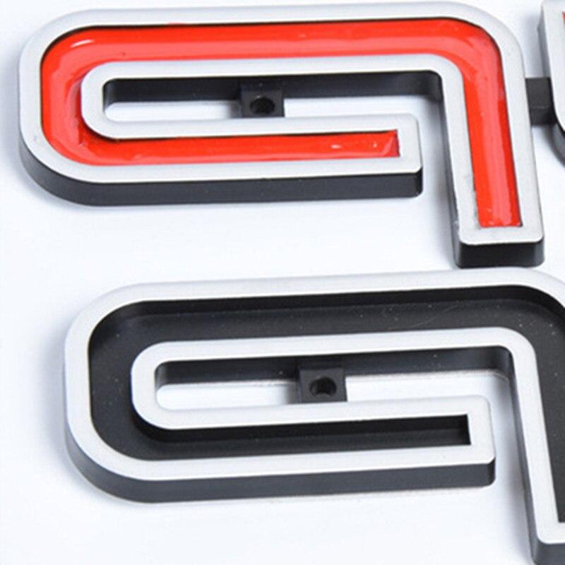 [Haute qualité] voitures style 42*3.3cm ABS plastique TRD emblème pour A3 A4 A6 A7 Q3 Q5 voiture avant grilles net Badge Logos autocollant