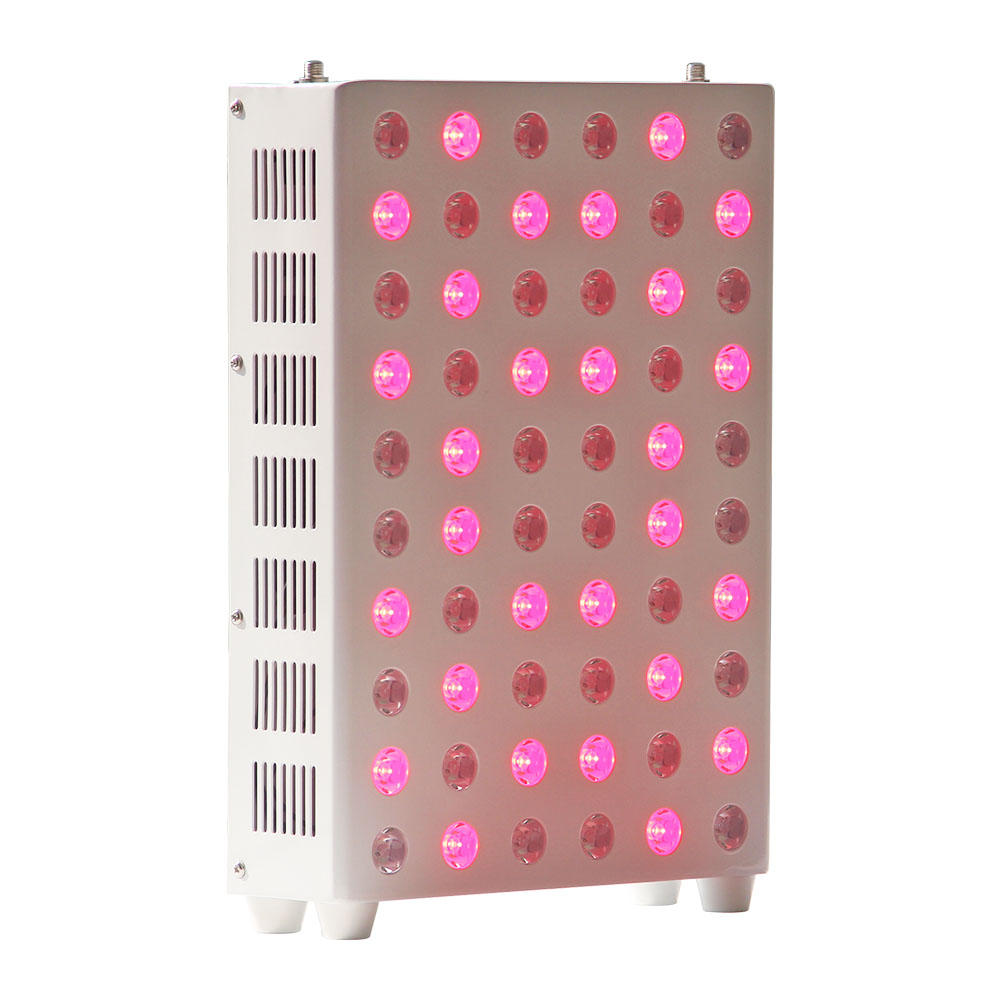 Factory Wholesale Low Emf Led Light Therapy With Fix Time 660nm 850nm Face Body Red Light Therapy Panel
