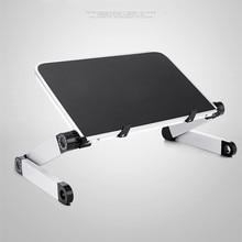 Mini Supporto Laptop Scrivania Giro Per Divano letto Pieghevole Regolabile Multifunzionale Altezza Ergonomica Angolo di 360 gradi