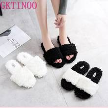 Spring Summer Women Home Slippers For Indoor Bedroom House Soft Bottom Cotton Warm Shoes Adult Guests Flats(China)