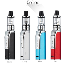 Mini 80W Vape electronic cigarette mod kit box 2200 mAh internal battery 510 interface 2.0ml e-cigarette Starter Kit