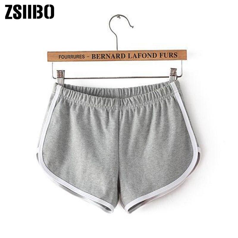 Closeout DealsƒShort-Pants Blend Patchwork Elastic-Waist Side-Split Hot Beach Women Casual Summer Binding