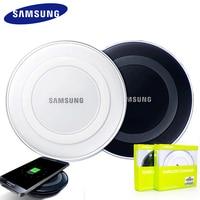 オリジナルサムスンワイヤレス充電器アダプタチー充電ギャラクシーS7 S6エッジS8 S9 S10プラス注4 5 iphone 8 x xs xr mi 9