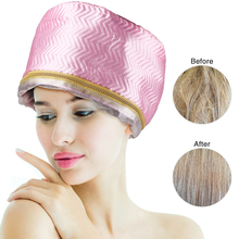 Women Hair Steamer Cap