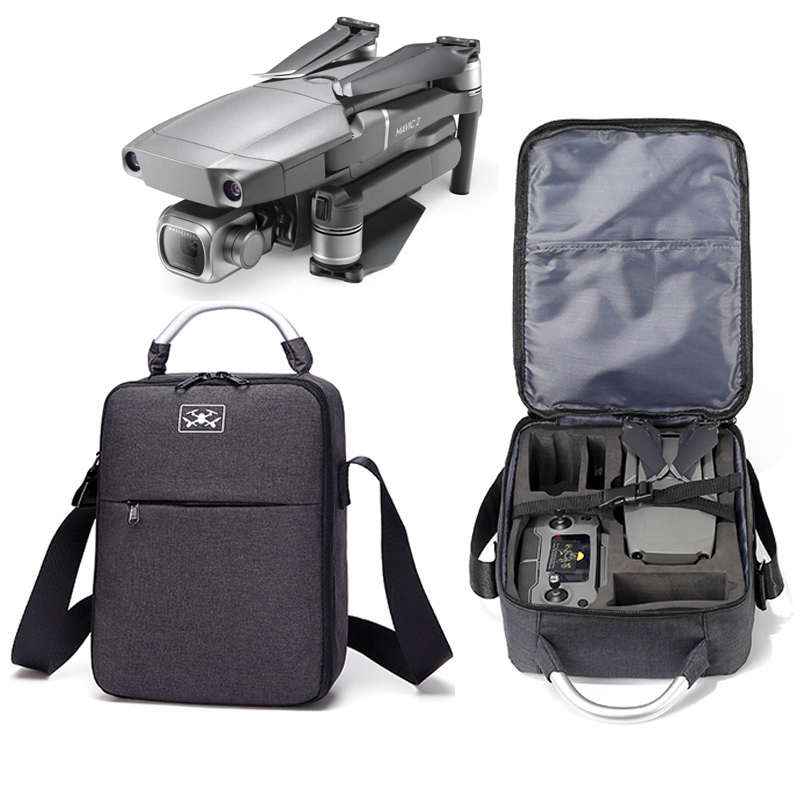 Portable Storage Bag Travel Case Carrying Shoulder Bag For DJI Mavic 2 Zoom Mavic 2 Pro Drone Handheld Bag Waterproof