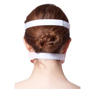 Image 4 - Tcare 1pcs Beauty Face lift Mask Tourmaline Magnetic Therapy Massage Face Mask Moisturizing Whitening Face Masks Health Care