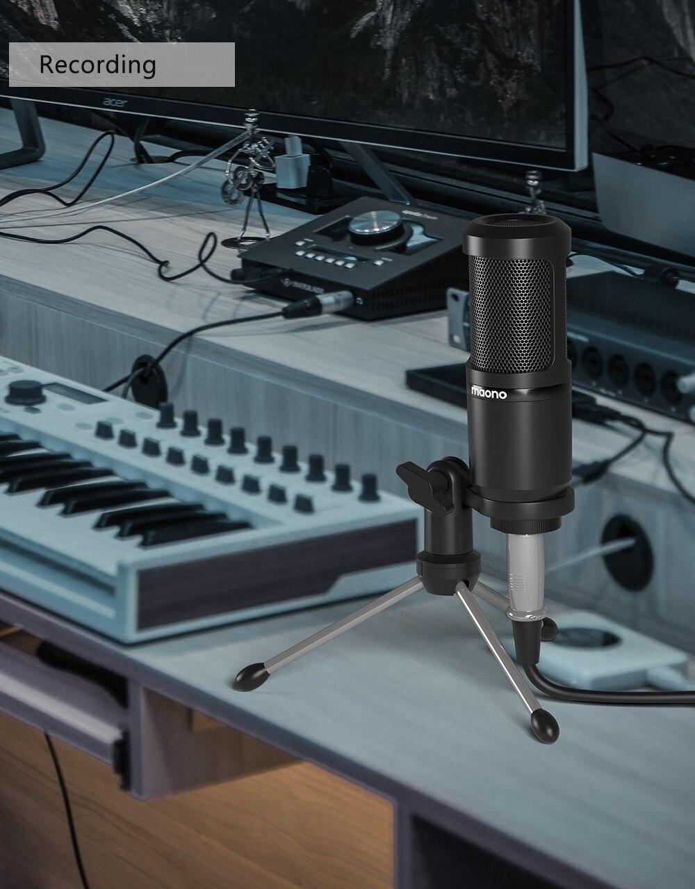 MAONO AU-PM360TR Condenser Microphone 7